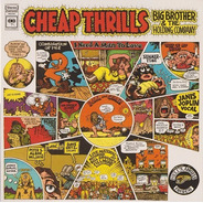 Big Brother & The Holding Company Cheap Thrills (vinilo)
