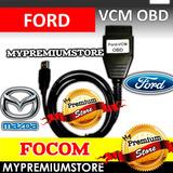 Escaner Automotriz Ford Vcm Obd2 Motor Trans Abs Airbag Usb