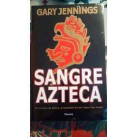 Libro Sangre Azteca / Gary Jennings