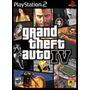 Gta 4 - Grand Theft Auto Iv - Patch Ps2 - Em Português