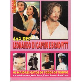 Poster De Leonardo De Caprio E Brad Pit