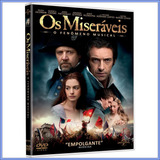 Dvd Os Miseráveis O Fenômeno Musical - Hugh Jackman Original