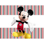 Kit Imprimible Mickey Mouse 2x1 Candy Bar + Cotillon Y Mas!