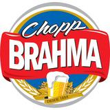 Brahma Chopp Adesivo De 20x20cm