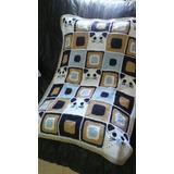 Mantillas Bebe Tejidas Artesanalmente Crochet 60cm X 80cm