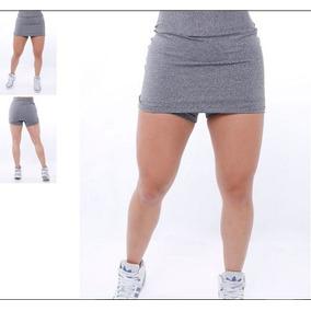 Short Saia Feminino Fitness Academia Varios Modelos Barato