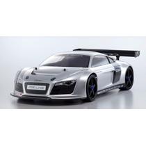Automodelo Kyosho Inferno Gt2 Ve Eletrico Audi R8 Race Spec