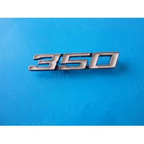 Emblema Chevrolet 350 Chevelle Malibu Impala Clasico
