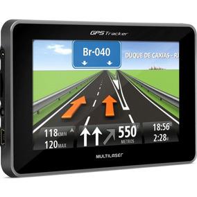 Navegador Gps Automotivo Multilaser Tracker 4.3 Touch
