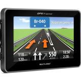 Gps Automotivo Multilaser 4.3 Touch Usb Suporte Para Vidro