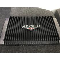 Amplificador Kicker Zr360 Old School