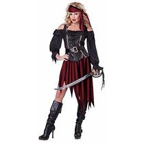 Disfraz De Pirata Adultos Mujer Disfraces Fiesta Piratas