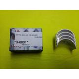 Metal Cojinete Biela Honda Cb 400/450 0,75 Mm (juego)