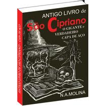 Antigo Livro De São Cipriano O Gigante Capa Aço - E-book