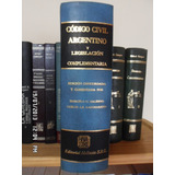 Derecho. Código Civil Comentado. Salerno - Lagomarsino