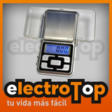 Balanza Digital De Precision 200 Grs X 0,01 Grs - Contadora