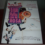 Cartaz/poster Cinema Filme O Filho Da Pantera Cor De Rosa