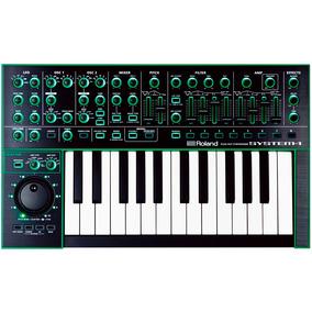 Roland Aira System 1 Teclado Sintetizado + Frete Grátis