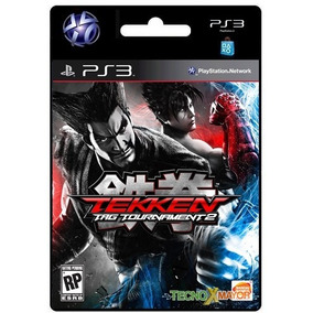 Tekken Tag Tournament 2 Juego Ps3 Store Microcentro
