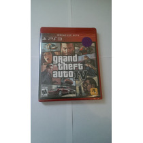 Grand Theft Auto Iv Para Ps3, Nuevo, Sellado, Original