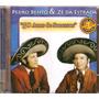 Cd Pedro Bento & Zé Da Estrada - 50 Anos De Sucessos - Novo*