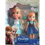 Frozen Delux Elsa And Anna