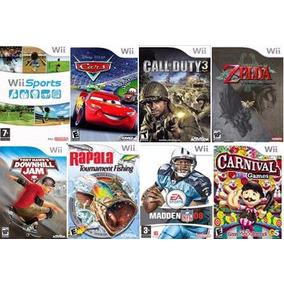 Patch De Jogos Nintendo Wii Zelda Mario Português Consulte