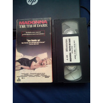 Madonna, Vhs Video, Truth Or Dare, 1991