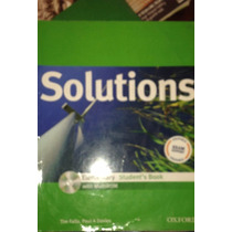 Solutions Elementary-student´s Book