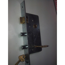 Cerraduras De Seguridad Doble Paleta Con 2 Pernos Marca Dac