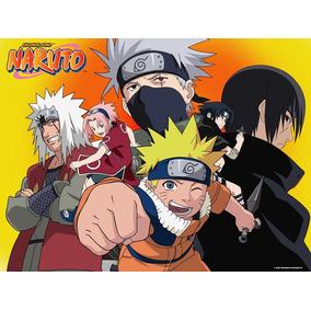 Naruto Clássico Em Dvd Video 18 Dvds