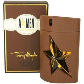 Perfume Angel Men Pure Havane Thierry Mugler Edt Masc. 100ml