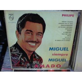Miguel Siempre Miguel Amado Vinilo Lp