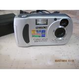 Camara Digital Sony 2 Mega Pixels Cyber Shot Usada Vintage