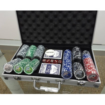 Poker X300 Aluminio