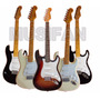 Guitarras Electricas Stratocaster Tyler Todos Los Colores