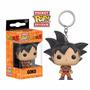 Funko Pop Llavero Dragon Ball Goku 100% Original Nuevo !!
