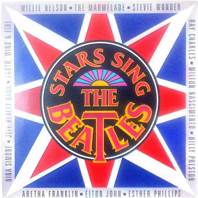 Lp Stars Sing The Beatles