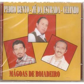 Cd Pedro Bento , Zé Da Estrada, Celinho - Novo***