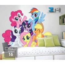 Vinilos Decorativos Mi Pequeño Pony. Vinil Viniles Stickers