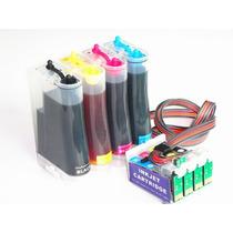 Bulk Ink Xp 204, Xp 401, Xp 214, Xp 201 Chip Atualizado