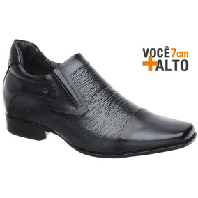 Sapato Rafarillo Linha Alth Você + Alto 7cm 3233 Onix Fkv