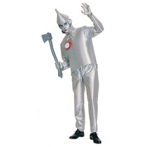 Disfraz De Mago De Oz - Hombre De Lata Para Adultos