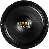 Alto Falante Woofer Eros E 12 Hammer 1.6k 800w Rms 4 Ohms
