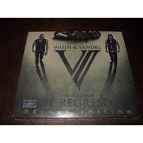 Wisin Y Yandel Los Vaqueros El Regreso Deluxe Edition Nuevo
