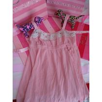 Victorias Secret The Pink Baby Doll Sz M