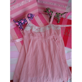 Victorias Secret The Pink Baby Doll Sz M