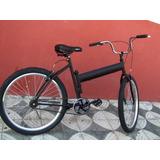 Bicicleta Maria Mole Aro 26 Polegadas ( Articulada ) Aço