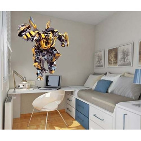 Vinilos Decorativos De Pared Transformers, Rotulo Calcomania