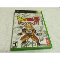 Dragon Ball Z Sagas (xbox, 2005)